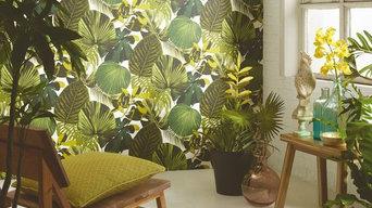 Botanical Wallpaper Favourites for Spring