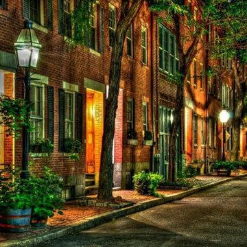 Boston Townhouse