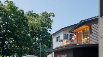 笠舞本町の家