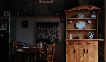 Kitchen Dresser in Oak