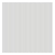 "Stripe Shelf Paper Drawer Liner, Laminated Vinyl, Charcoal Gray, 120""x12"""