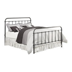 Coaster Livingston Transitional Metal Bed, King