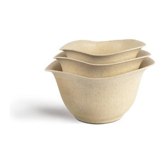 EcoSmart by Architec Purelast Mixing Bowl, Natural Linen