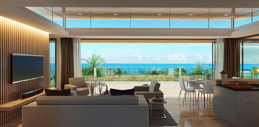 Helinna Villas,Samui -View from Living room