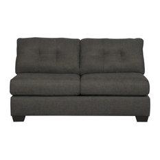 Ashley Furniture Homestore   Ashley Furniture Delta City Sleeper Sofa,  Steel   Sleeper Sofas
