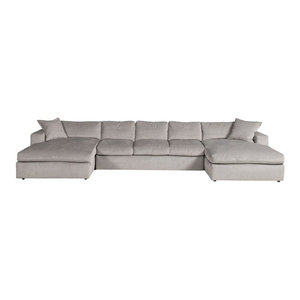 Lillian August Lange 3-Piece Sectional  Lillian August