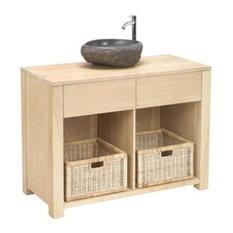 "Sterling Industries Simone - 43"" Elegance Basin Cabinet"