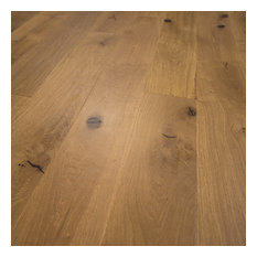 French Oak Prefinished Engineered Wood Floor, Old Vineyard, Sample