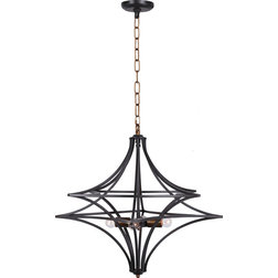 Transitional Pendant Lighting by HedgeApple