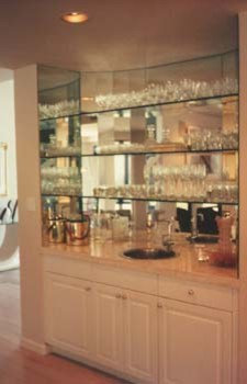 Glass Shelving Projects - Display And Wall Shelves