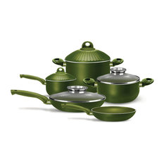 Pensofal - Terre di Siena 9-Piece Set, Gift Boxed - Cookware Sets