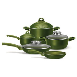 Contemporary Cookware Sets by Pensofal