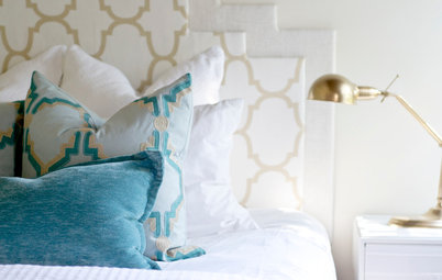 High-End Look for Less: Make a Layered Headboard for $20