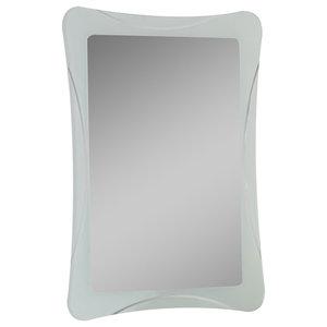 035da64ea053 LED Lighted Octagon Wall Mount Bathroom Mirror With Defogger ...