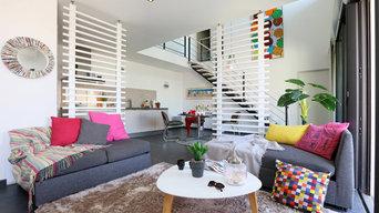 Mise en valeur d'une maison à Perpignan