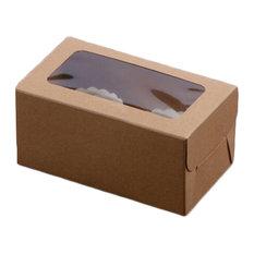 10-Piece Cupcake Carrier Food Storage Cake Keeper