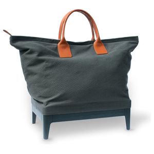 Louis Storage Bag, Dark Grey