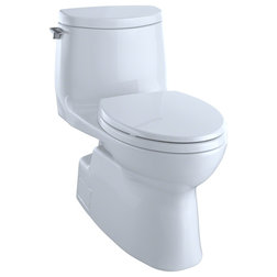 Contemporary Toilets by Kitchen and Bath Distributor