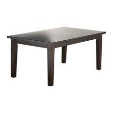 Eastwood Solid Hardwood Rectangular Dining Table