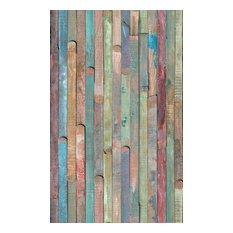 DC Fix - Rio Colored Wood Adhesive Film - Wall Decals