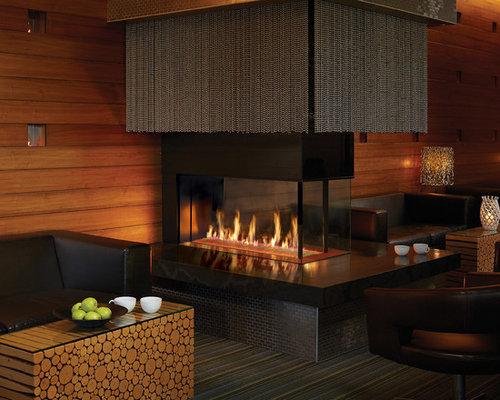 DaVinci by Travis Industries - DaVinci Pier - Indoor Fireplaces