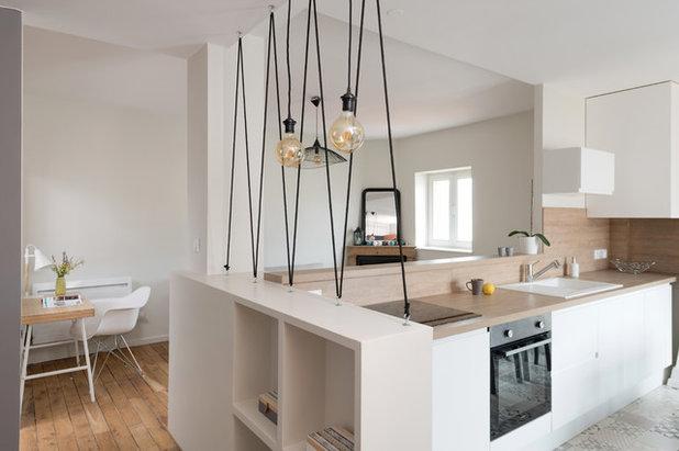 by Camille BASSE, Architecte d'intérieur