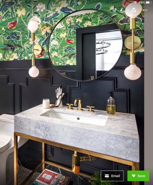 Ideas Of Where To Order A Modern Vanity Like This Picture S