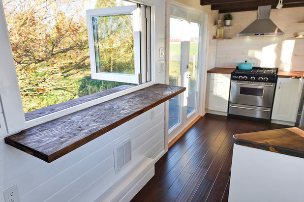 Landhausstil  by MINT Tiny House Company