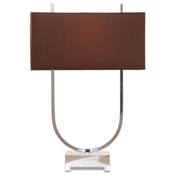 Best Contemporary Table Lamps Quasar Table Lamp