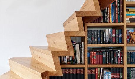 1 Problem, 13 Lösungen: So schaffen Sie Stauraum unter der Treppe