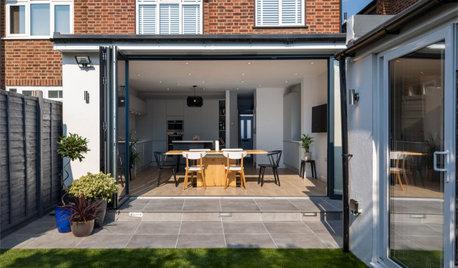 Room Tour: A Modest Extension Creates Uplifting Garden Views