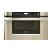 Insight Pro Microwave Drawer Oven, Stainless Steel, 24""