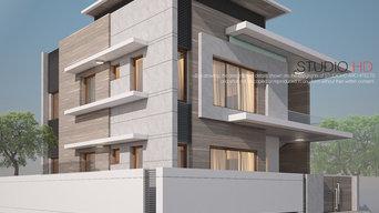 Duplex elevation