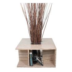 zebra wood. zebrano wood coffee tables | houzz