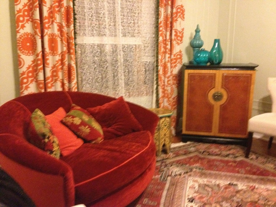 Dyker Heights Living Room