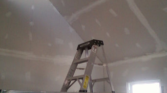 Drywall Hanging & Finishing