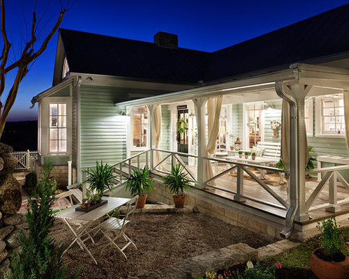 Small Back Porch Houzz