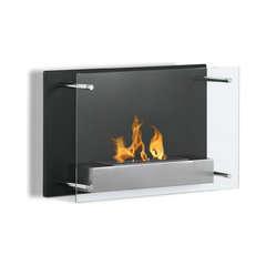 50 Most Popular Contemporary Fireplace Inserts For 2019 Houzz