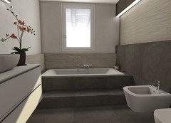 Vasca Da Bagno Filo Pavimento : Se volessi la vasca da bagno a filo