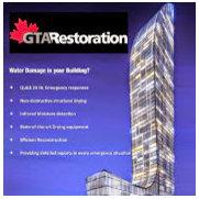 Water Damage Toronto Mold Remvoal by GTA Restorati's photo