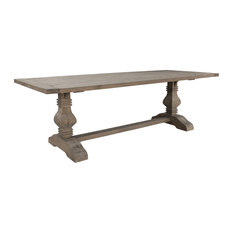 "Tremont 94"" Dining Table by Kosas Home"