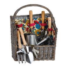 Picnic Plus - Countryside Garden Basket, Floribunda - Gardening Accessories