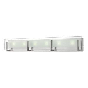 Hinkley Lighting 5656BN-LED2 Latitude Bathroom Light, Brushed Nickel