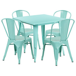 Contemporary Outdoor Dining Sets by GwG Outlet