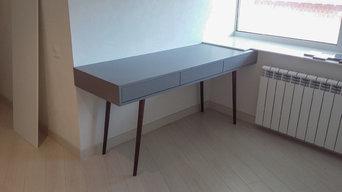Мебель в пентхауз