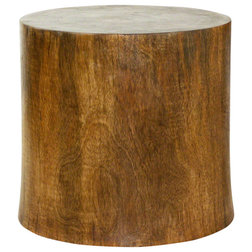 Rustic Side Tables And End Tables by Strata Furniture