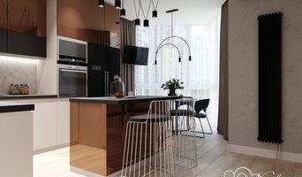 ЖК Седьмой континент (кухня) в квартире 65м2
