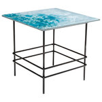 Calista Coffee Table Modern Coffee Tables By