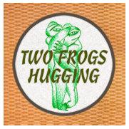 Foto de Two Frogs Hugging