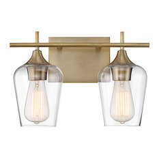 Contemporary Bathroom Vanity Lights Houzz - Modern bathroom vanity lighting